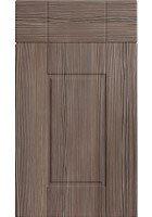 Surrey Flint Replacement Kitchen Door