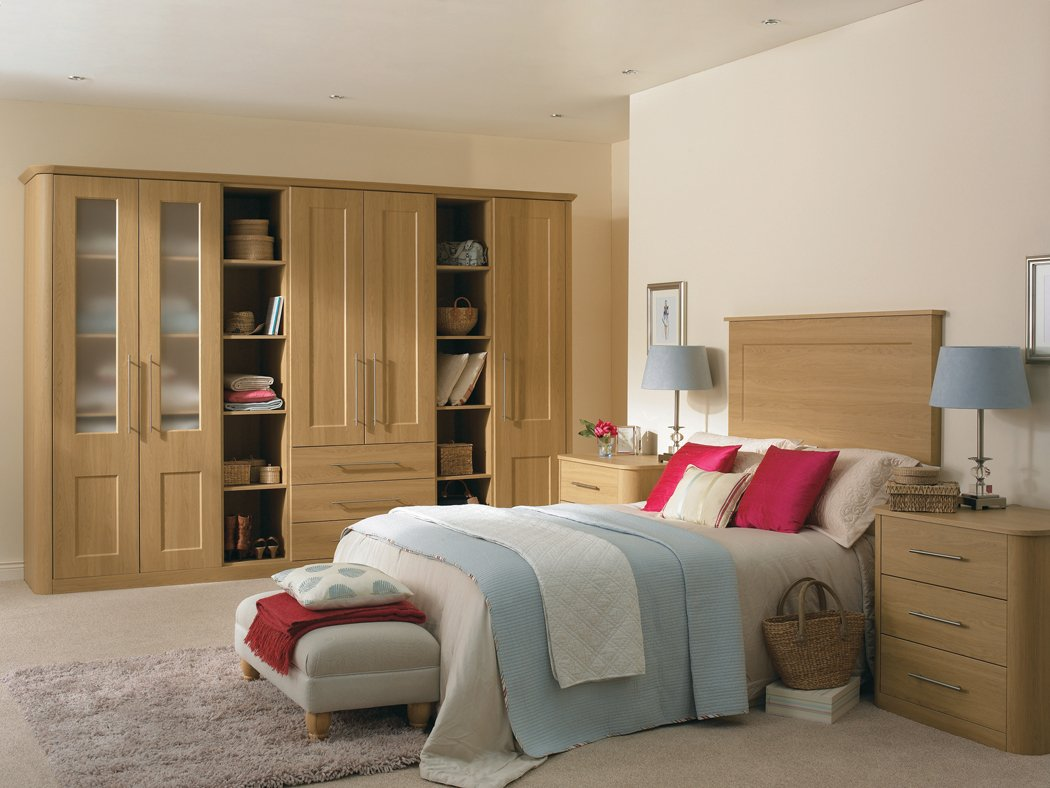 Bella Cambridge Lissa Oak Bedroom