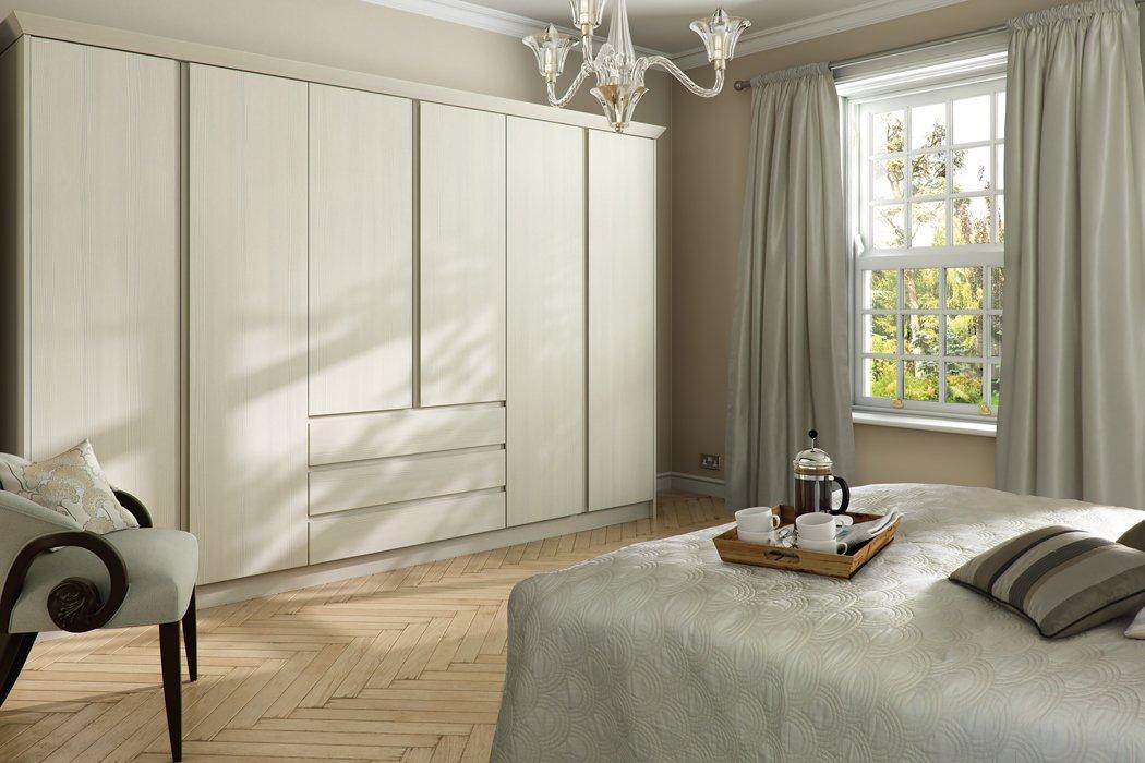 Bella Knebworth Avola Cream Bedroom