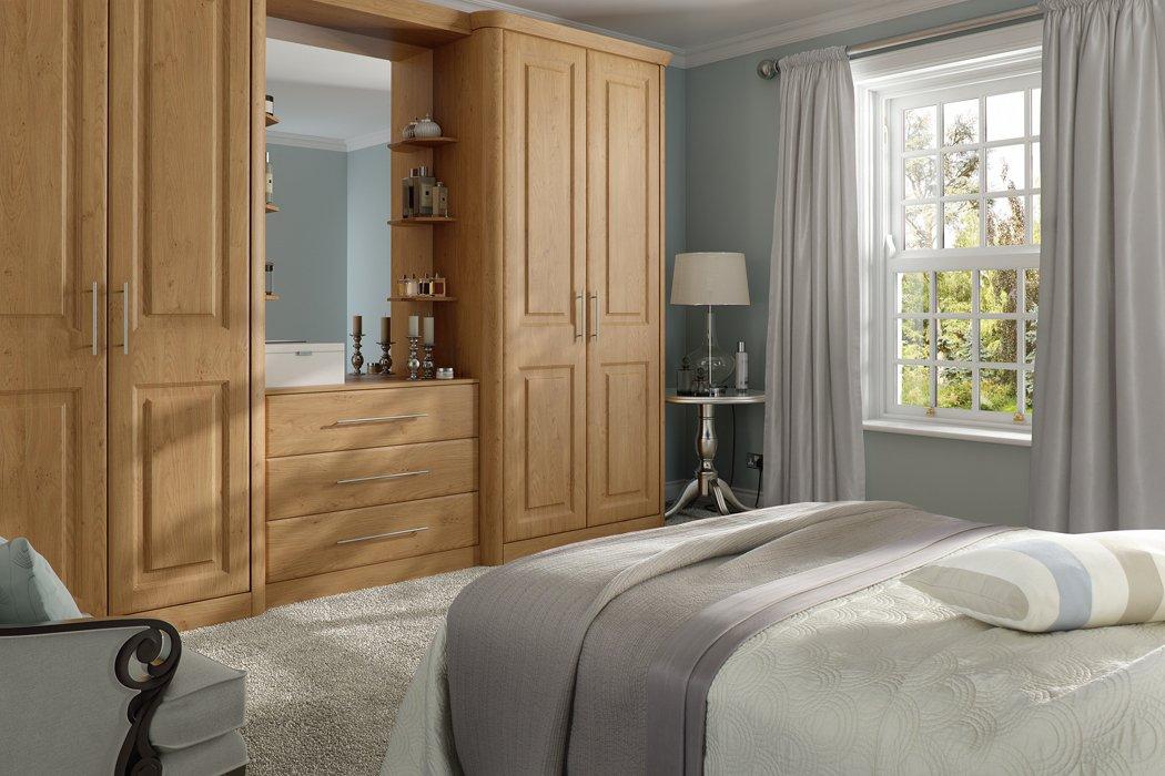 Bella Oxford Pippy Oak Bedroom