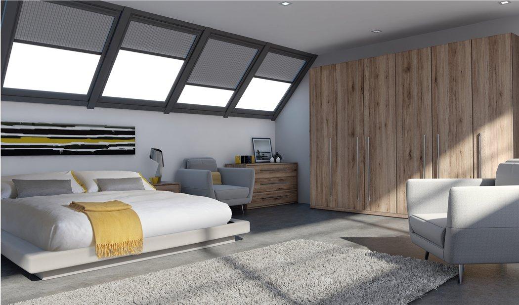 Bella Pisa San Remo Rustic Bedroom
