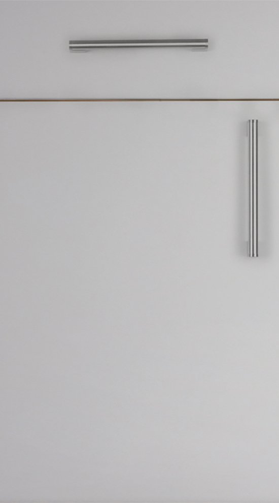 Pronto Firbeck Supermatt Light Grey Kitchen