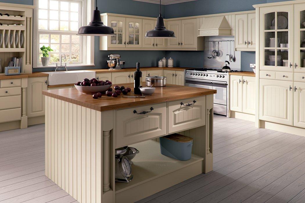 Ivory Westbury Kitchen