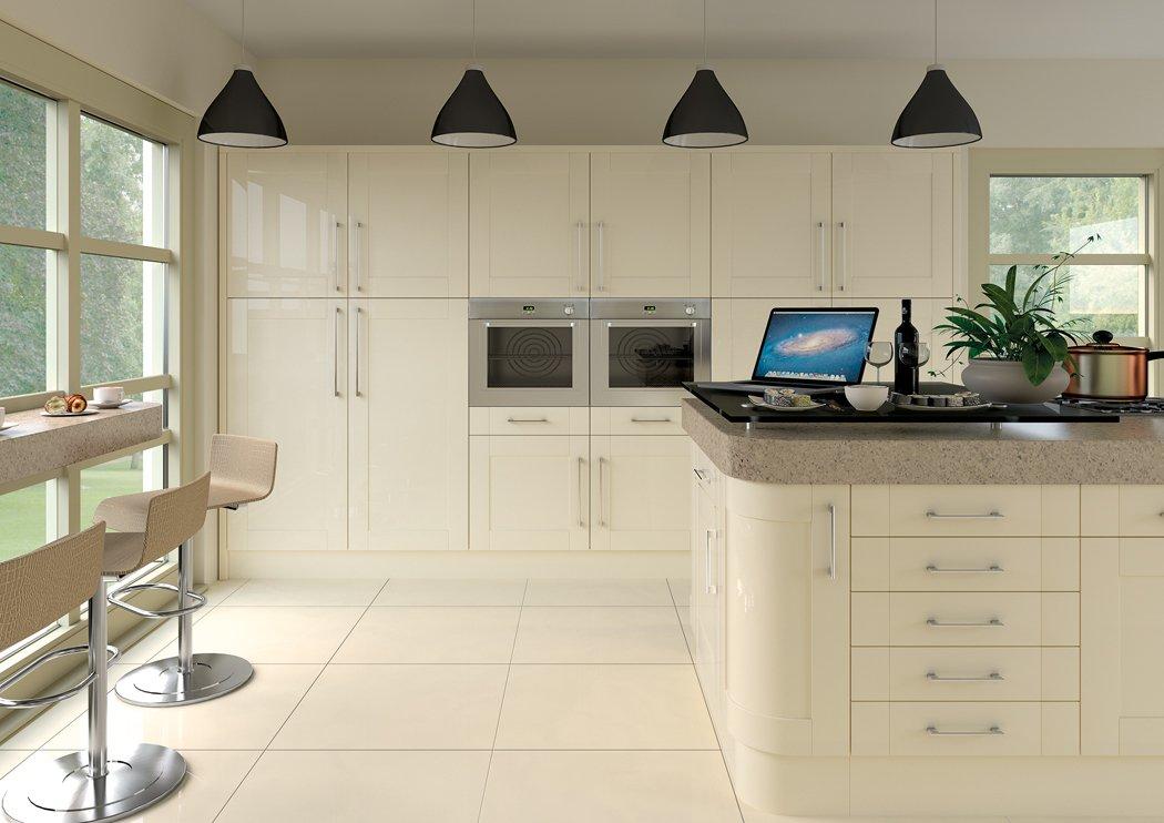 Pronto Ludlow Cream Kitchen