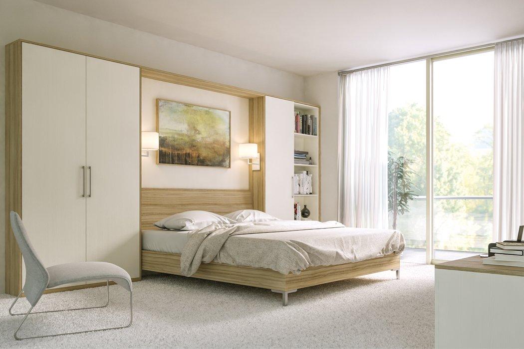 Valore Alabaster Coco Bolo Bedroom
